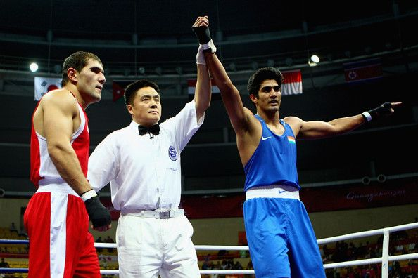 Top10 Interesting Facts about Boxing Star VIJENDER SINGH---Ever since he won the bronze medal at the 2008 Beijing Olympics, boxer Vijender Singh has well and truly turned into the face of Indian boxing. However, he has not sat on his laurels and has performed brilliantly almost at every other boxing tournament in which he has had the privilege of representing the country. However, his good looks and rustic charm has also made him into a marketers dream and the boxer from Haryana.