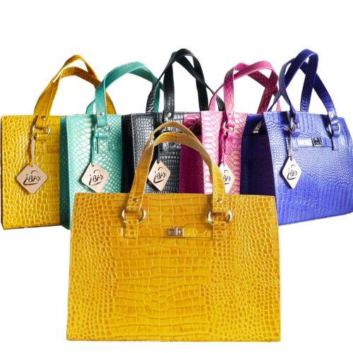 Prijs € 159,00. Marvelous Mumbai mini is een klassiek en strak vormgegeven tas, in hippe croco-printed leer.
