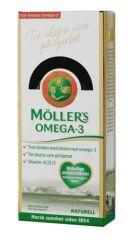 MÖLLER'S OMEGA-3 FLYTENDE – 40% MER OMEGA-3 ENN VANLIG MÖLLER'S TRAN fra Mollersdirekte. Om denne nettbutikken: http://nettbutikknytt.no/mollersdirekte/