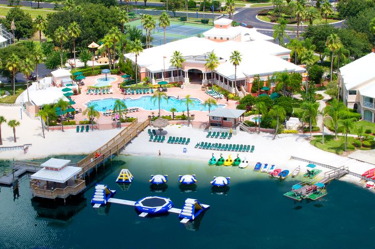 Summer Bay Resort Orlando an amazing place to stay even though it isn't close to the ocean