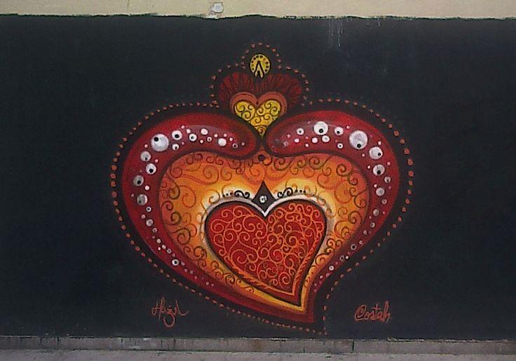 Porto Street Art - Rua Miguel Bombarda