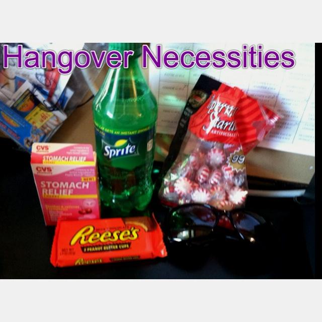 how to kill hangover nausea