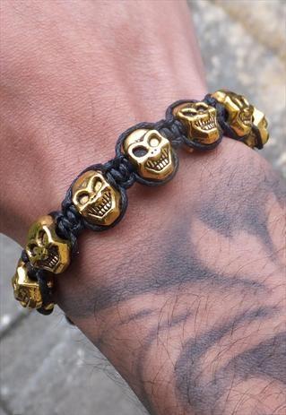 Shambala bracelet via ASOS Marketplace