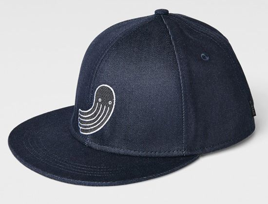 For The Oceans Snapback Cap by G-STAR RAW