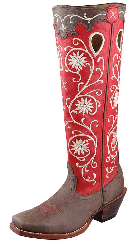 Cool WOMENS ARIAT BUCKAROO COWBOY LEATHERTEXTILE BROWNCAMOUFLAGE BOOTS