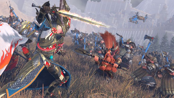 Total War: Warhammer 2 will soon give Old World Lords immortality