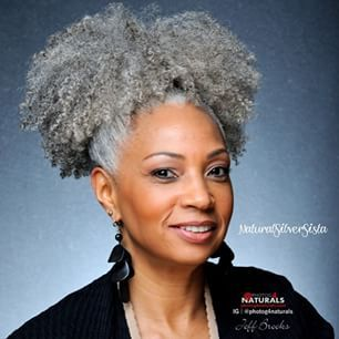 Natural Silver Sista - Google Search