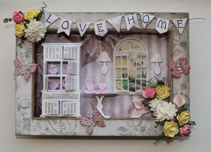 Cards of Joy: Love Home