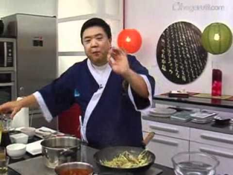 Cocina oriental: Rollitos de primavera - YouTube
