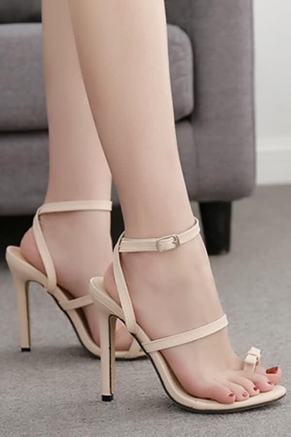 High heel sandals, Fashion high heels