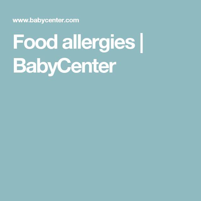 Food allergiesStephanie Redmon