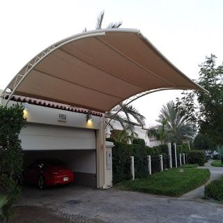 Car Park Shades In UAE +971 52 212 4676: car park shades|car parking shades|parking shed 05...