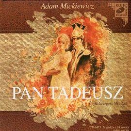 pan tadeusz | Pan Tadeusz - audioteka.pl