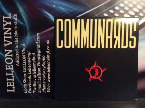 Communards Self Titled LP Album Vinyl Record LONLP18 Pop 80's Jimmy Somerville Music:Records:Albums/ LPs:Pop:1980s