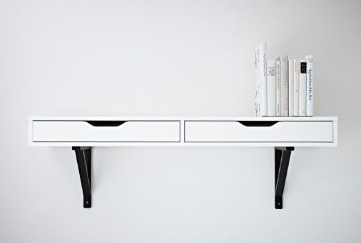 Little drawer/shelf for diaper changing?