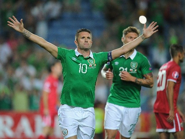 Robbie Keane included in Republic of Ireland squad for Euro 2016