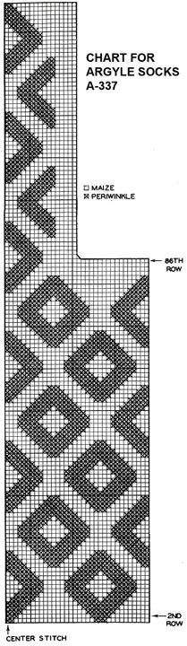 Argyle Knitting Pattern Chart : 17 Best ideas about Argyle Socks on Pinterest Mens dress shoes, Men