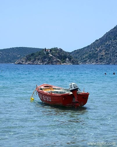 Rescue boat in #Tolo, #Argolida - #Greece