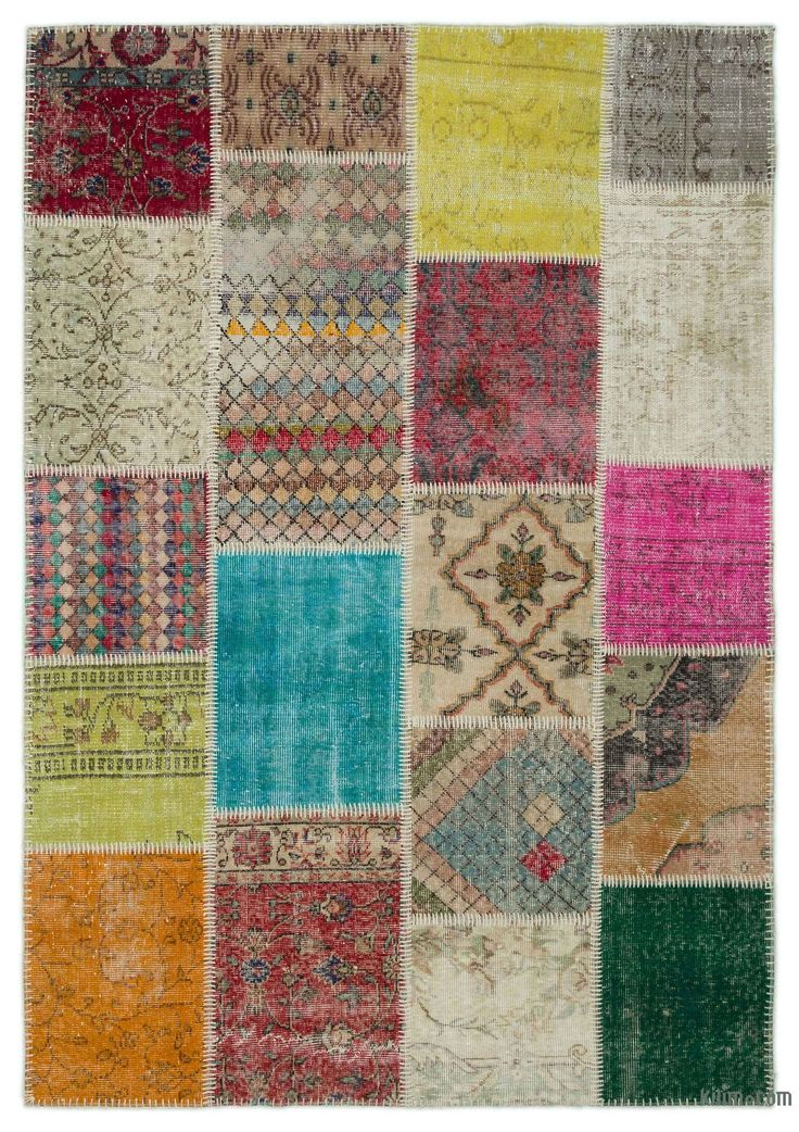 Our Vintage Patchwork Rugs Sew Together Cultures, Traditions And History,  Creating Beautifully Unique Rugs