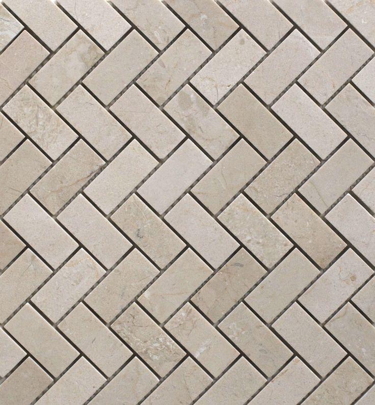 NC222852 Herringbone Mosaic Tiles Brisbane