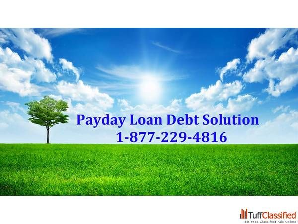 PDL Debt Solution is one of them who helps paying off payday loans.Now you haven't needed to pay more interest. We know that it is very difficult for you. So you can eliminate your payday loans from just consult with us