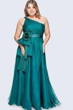 vestidos de festa para madrinhas gordinhas - Pesquisa Google