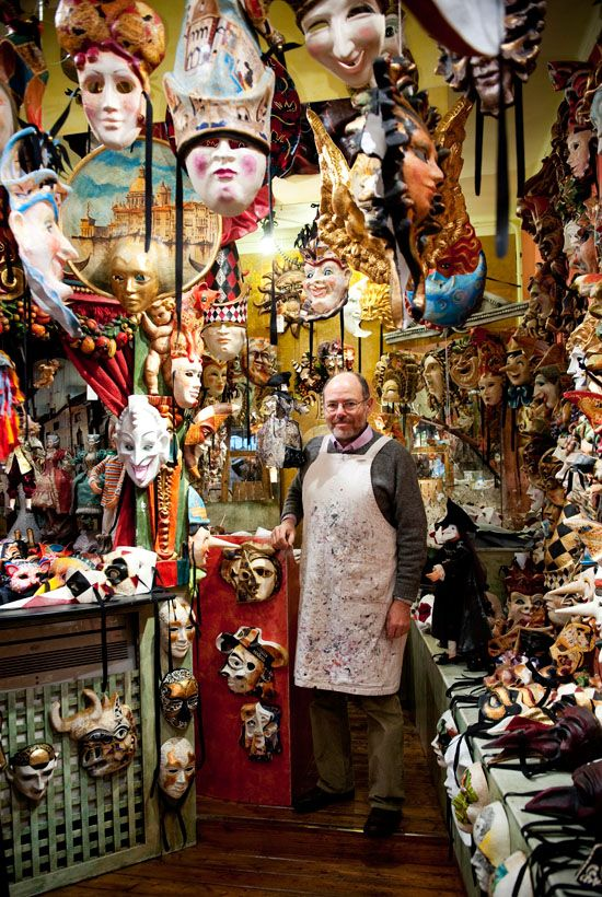 Masks of Venice, Italy~Photos and Words © Susan Wright Photography