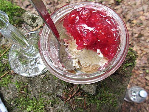 Cheesecakes im Glas (Rezept mit Bild) von w1nterk1nd | Chefkoch.de