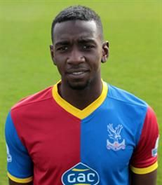 Yannick Bolasie - easily my favorite palace player!