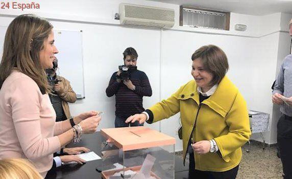 Bonig es elegida candidata a presidir el PPCV sin ningún voto en contra