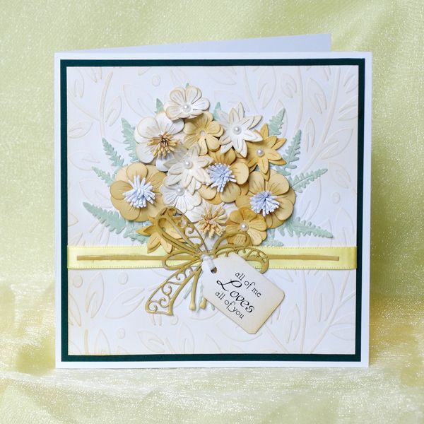 Tattered Lace Shoe String Bow Die from Create and Craft USA