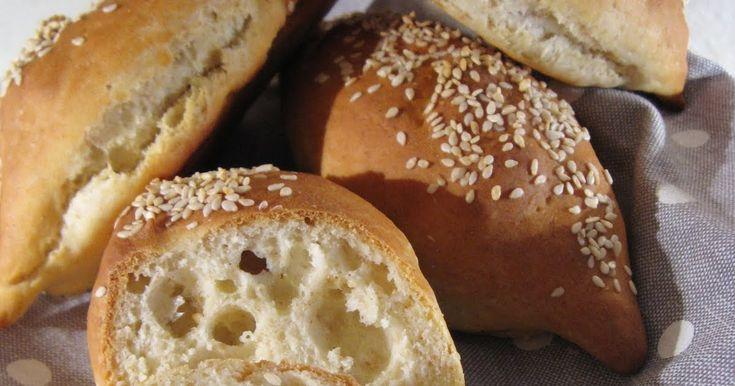Hier, lundi de pentecôte, plus une miette de pain à la maison, et jour férié oblige, rien d'ouvert dans mon quartier! Ciel, mais que vais-j...