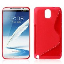 Forro Galaxy Note 3 - Sline Roja  Bs.F. 62,99
