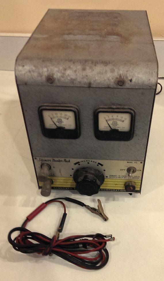 STANCOR Model 752 Adjustable Power Supply 0 by VINTAGERADIOSONLINE, $50.00