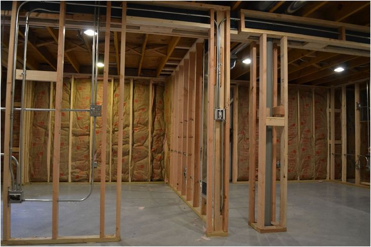 basement construction in mount prospect il barts remodeling from Framing A Basement Room
