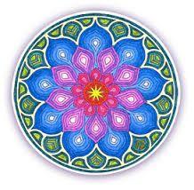 Un Mandala emite continuamente ondas energéticas que armonizan y equilibran el ambiente donde se encuentra.