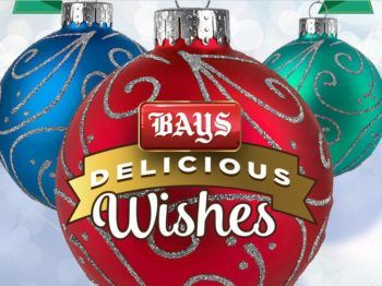 """Bays English Muffins """"Delicious Wishes"""" Sweepstakes"""