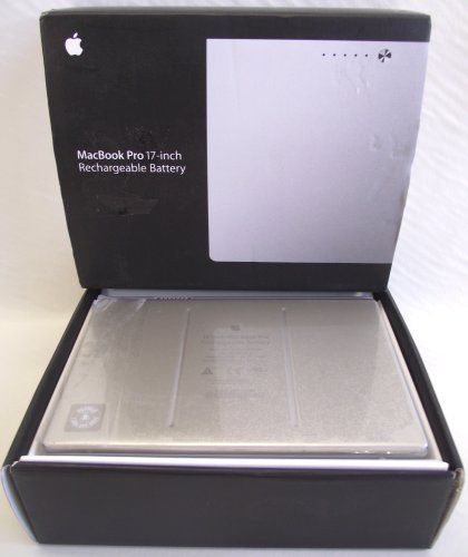 MacBook Pro 17-inch Rechargeable Battery MA458LL/A #Apple