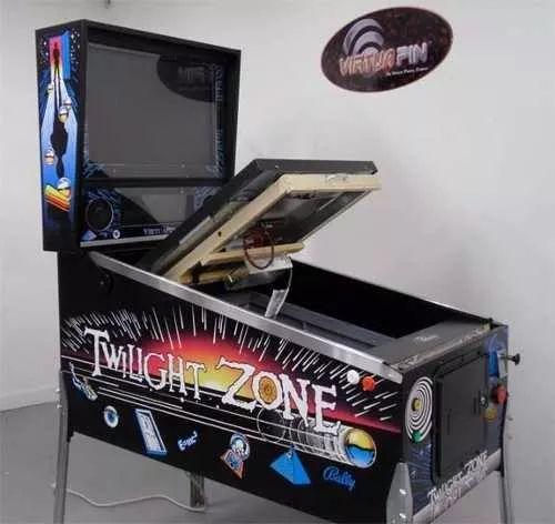 build pinball machine kit