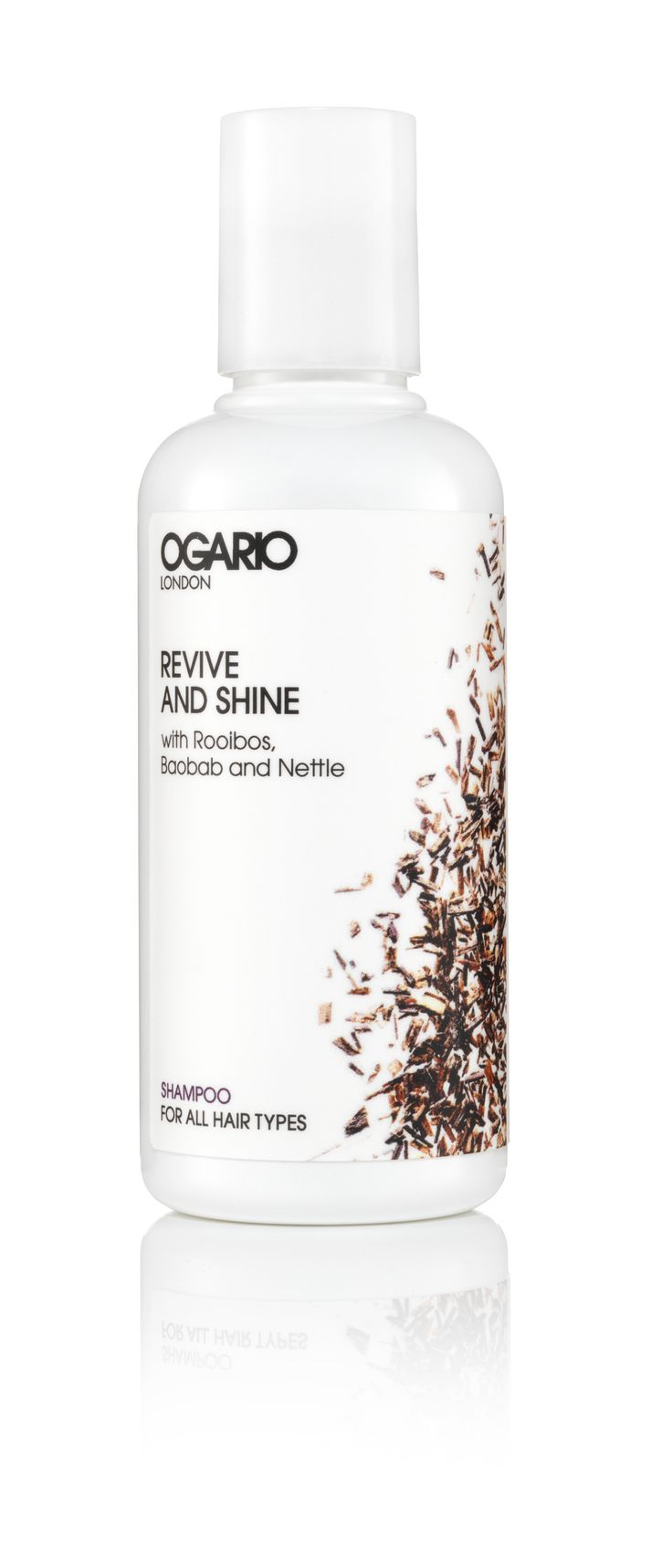 Revive and Shine Shampoo 100ml. Shake hair awake with our award-winning gently cleansing shampoo, developed to lift, restore and put life back into tired tresses. Now in handy travel size. For all hair types.