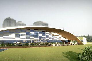 Sede do Campo Olímpico de Golfe — Jacobsen Arquitetura