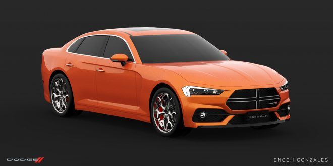 Would the 2019 Dodge Charger look like this?