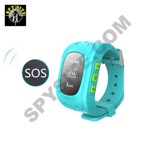 Using cell phone technology, you can easily track the wearer of this GPS watch anywhere cell phone coverage exists. You choose the provider that services your area best and simply pop the SIM card into the watch to start service.