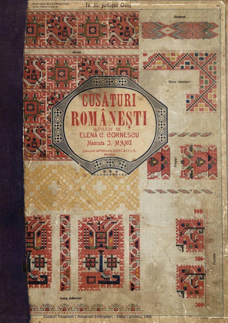 #rotexte: Cusături românești.