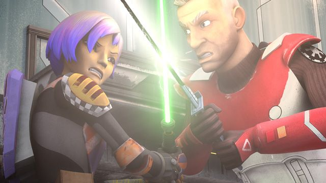The Legacy of Mandalore in New Star Wars Rebels Video and Images