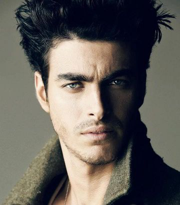 Ean val Lorian, Prince of Dannym from Cephrael's Hand #ShadowandLight #CephraelsHand  (model Gui Fedrizzi)