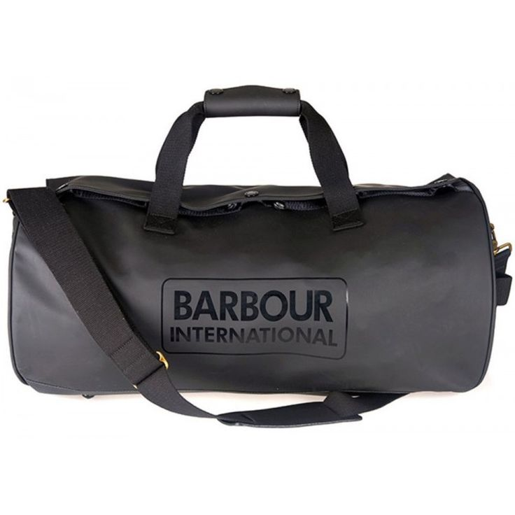 john-andy.com | Barbour Rubberised Duffle Τσάντα