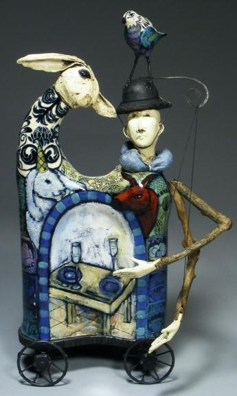 Artodyssey: Robin and John Gumaelius
