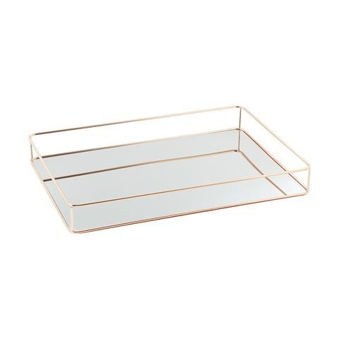 Mirror Serving Tray Mirrored Serving Tray