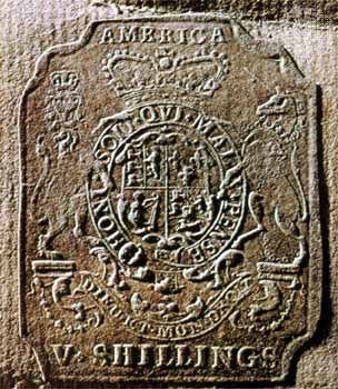 a history of the english stamp act in america American history documents  on march 22, 1765, the stamp act was passed by parliament without debate and was to become effective november 1 of that.